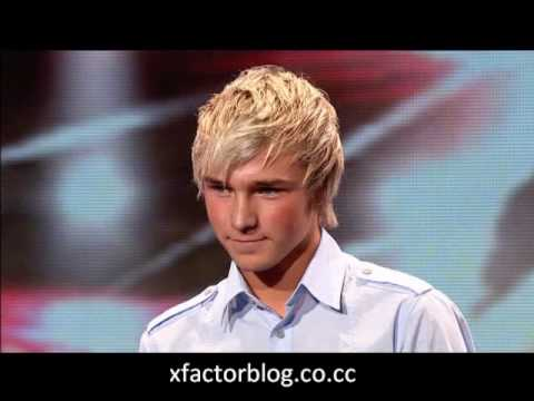 X Factor Auditions 2009 - Lloyd from Cardiff auditions (HQ)