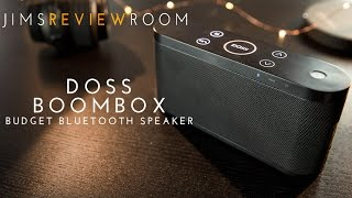 Doss BoomBox - The $32 Bluetooth Speaker - BUDGET REVIEW