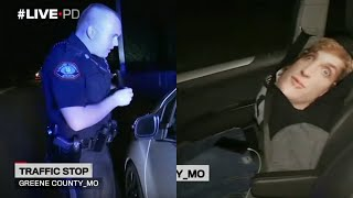 guy hilariously trolls LivePD