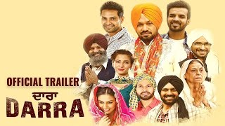 Darra - Official Trailer | Gurpreet Ghuggi, Kartar Cheema, Happy Raikoti | Releasing 2nd September