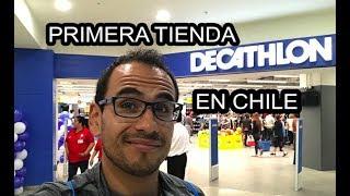Decathlon-Primera tienda en Chile