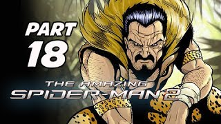 The Amazing Spider-Man 2 Walkthrough Part 18 - Boss Kraven the Hunter (PS4 1080p Gameplay)