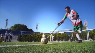 Amputee soccer in Mexico is an inspiration to never give up | ESPN Deportes