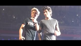 One Direction Video - One Direction - Liam Talking About Vegas and DJ Niall - FRONT ROW - Phoenix, AZ - 9.16.14