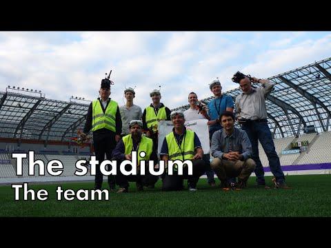 The stadium - The team