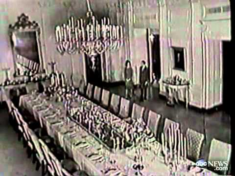 Jacqueline Kennedy's White House Tour