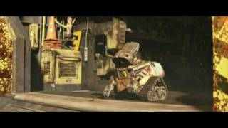 WALL-E HD 1080p Trailer
