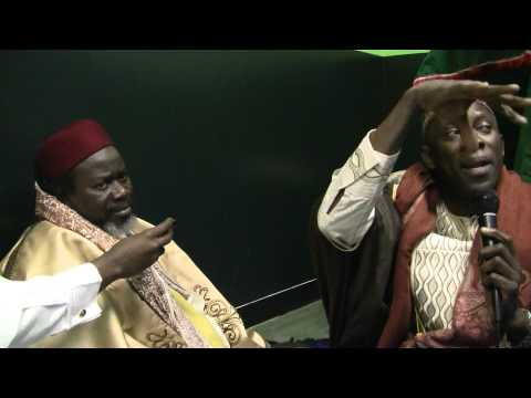 Cheikh Tidiane Cisse After Kutba Lecture