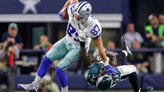 The Dallas Cowboys Geoff Swaim At Tight End Will Do Enough To Get The Job Done??? ᴴᴰ