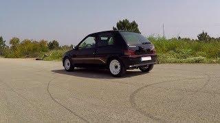 Teaser Peugeot 106 Rallye