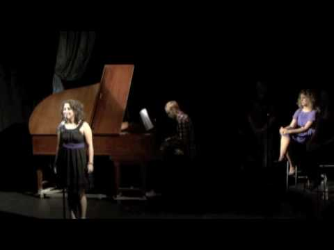 Jodie Beth Meyer sings Pretending - A Song By Stuart Matthew Price