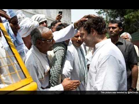 Rahul Gandhi back in action,Digvijay Singh attack over PM Modi land acquisition
