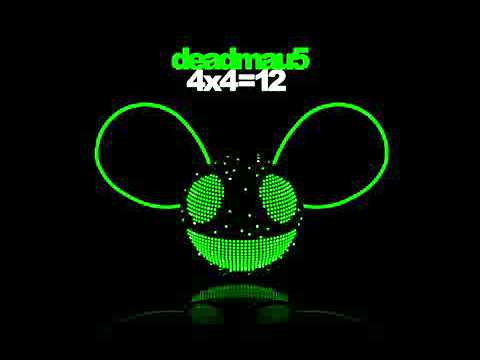 Deadmau5 4x4=12 (Continuous Mix) FULL 1 Hour 9 Mins