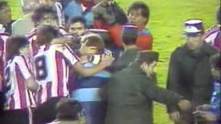 Copa del Rey 1984 Final: Barcelona - Athletic Bilbao 8/8