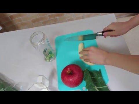 【スムージー ダイエット動画】グリーンスムージーの作り方 ダイエットに最適な効果☆彡  – 長さ: 1:45。