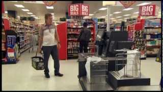 Self Service Checkout Comedy Sketch