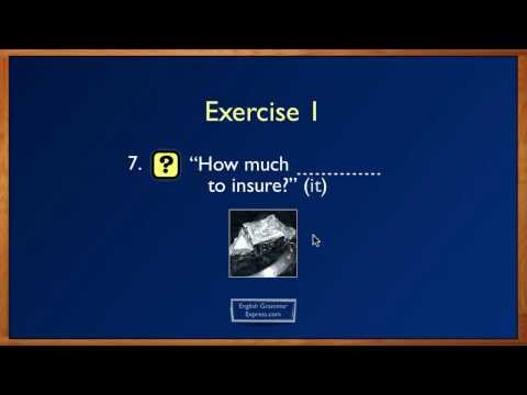 Future simple - exercise