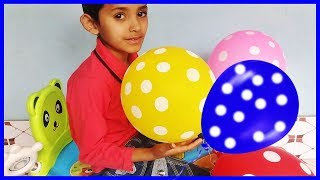 Learn Colors With Car Balloons For Children | Toddlers and Babies #Children King- 23
