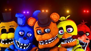 [FNAF SFM] Five Nights at Freddy's Animation - BEST FNAF ANIMATIONS