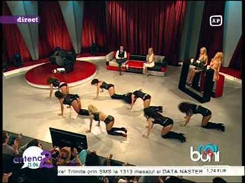 Andreea Balan - Trippin [05.09.2011] video