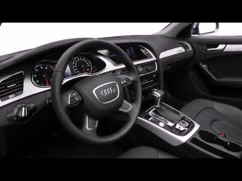 2013 Audi allroad Video