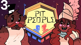 Baer & Alyse Play Pit People (Ep. 3) - Something's Fishy