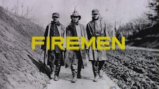 Fire and Ice // A Tribute to Firefighters