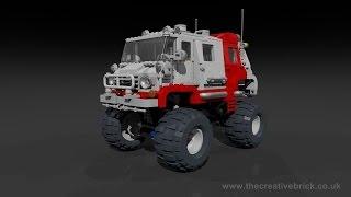 LEGO® Set 5561 - Big Foot (Model Team)