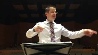 Choral Warm Up Demonstration Video #2