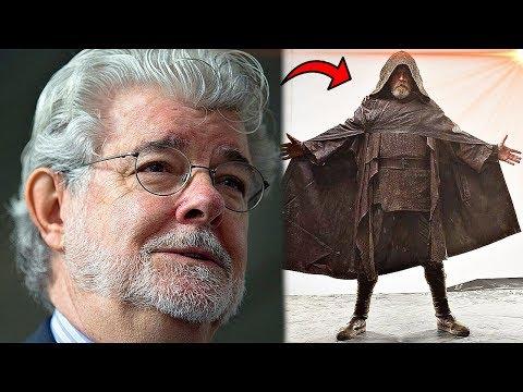 Que Piensa George Lucas de Episodio 8 Los últimos Jedi? - Star Wars