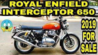 ROYAL ENFIELD INTERCEPTOR 650 FOR SALE | CHEAP SUPERBIKES | KAROL BAGH BIKE MARKET | JD VLOGS DELHI