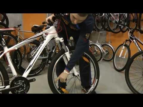 Видео как правильно выбрать ростовку велосипеда