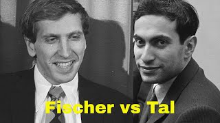 Absolutely Fantastic Chess Game: Fischer vs Tal