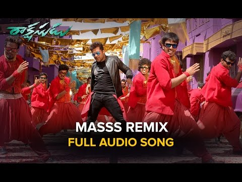 Masss Remix | Full Audio Song | Rakshasudu
