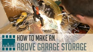 How to Make an Above Garage Storage