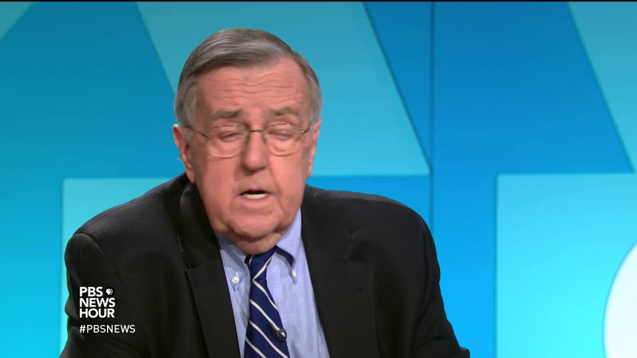 Shields and Brooks on Democrats' fiery debate, Republican rivalry in N.H.