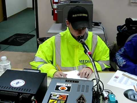 SKYWARN Recognition Day 2011 at the National Weather Service in North Little Rock, AR (2)