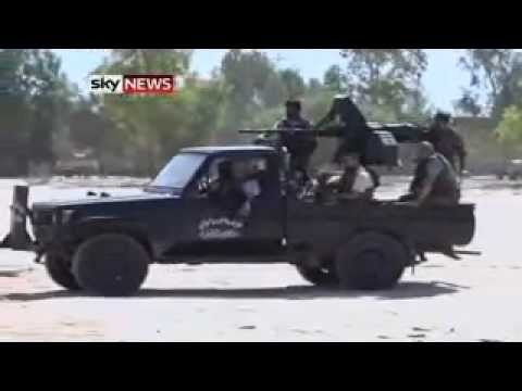 Libya Conflict: Gaddafi Believed To Be Hiding In Bani Walid