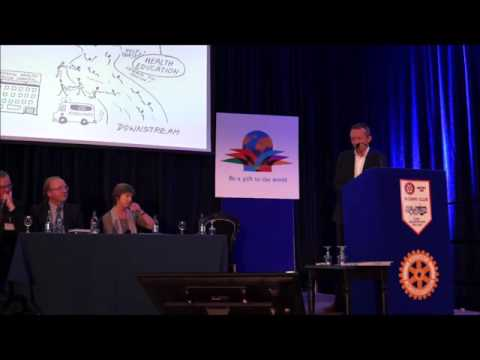 Rotary Ireland Conference Cork 2015 - Seminar on Ageing & Healthcare