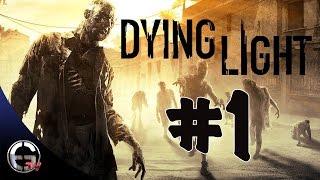URFA'DA ZOMBİ TELAŞI ! Dying Light Bölüm 1