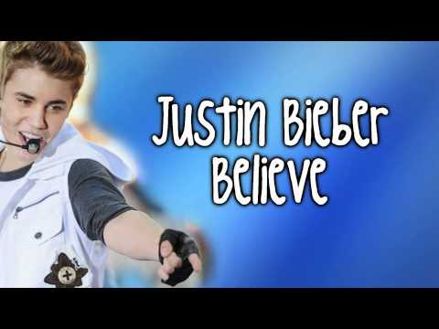 Justin Bieber- Believe♥ (lyrics In Description ) video