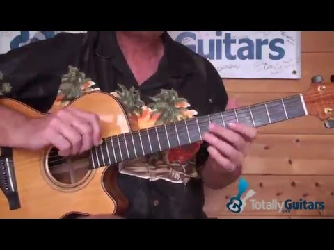 Tin Man By America – Guitar Lesson Preview