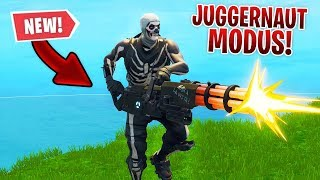 *NEU* JUGGERNAUT MODUS in Fortnite Battle Royale