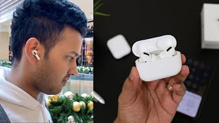 Apple AirPods Pro Review!!(Best wireless headphone?)