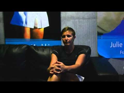 Kirsten Flipkens Interview