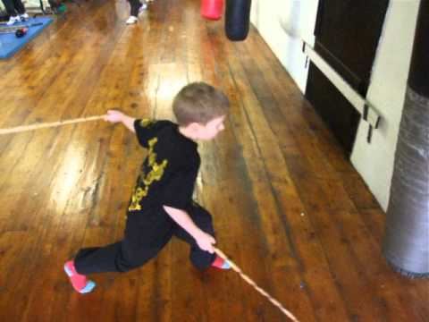 FMA Double stick Eskrima Kali Arnis Young Warriors Kids Class Kickfit Martial Arts,Nottingham,UK Image 1