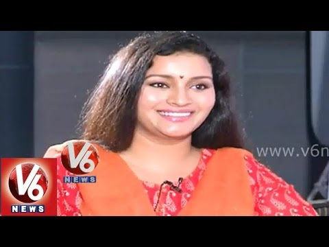 Renu Desai 'ishq Wala Love' Special Chit Chat - V6 Exclusive video