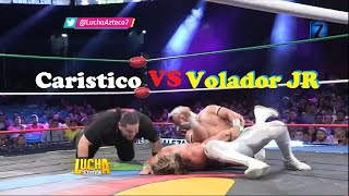 """CARISTICO"" vs VOLADOR Jr. 08/Abril/2016 (Liga Elite)"