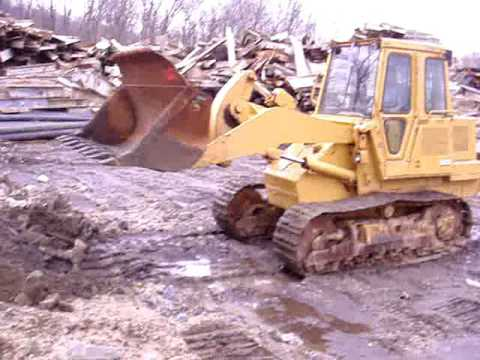 Caterpillar 953 Crawler Loader