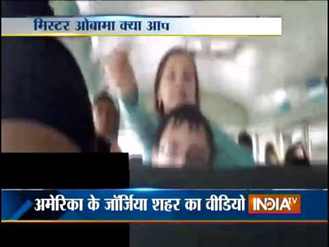 Viral Video: Sikh Boy Racially Abused in Georgia, US - India TV